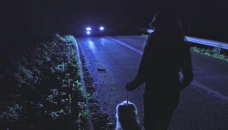 Ford trabaja en tecnología para alertar de la presencia de peatones en carreteras sin iluminación