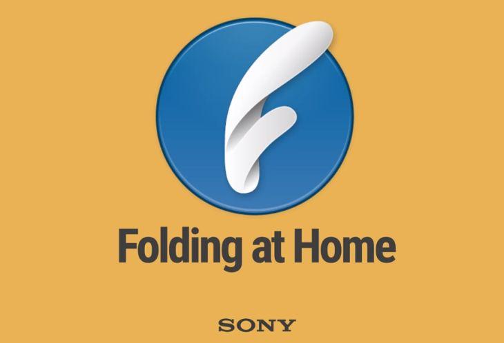 Sony lanza nueva versión de Folding@Home v2.0 para Android
