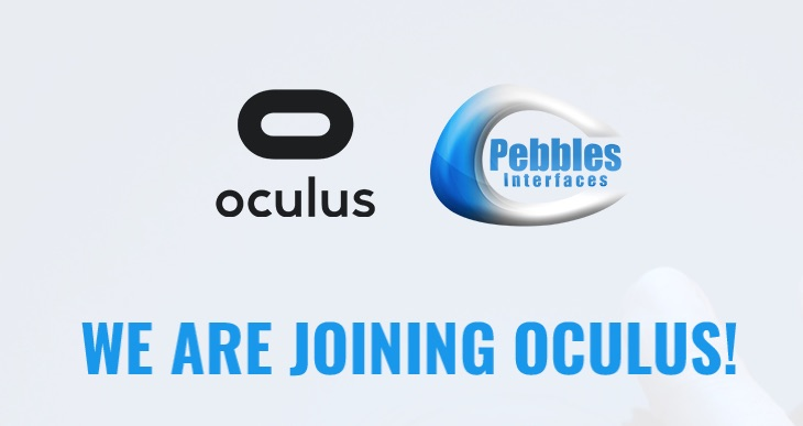 Oculus - Pebbles Interfaces