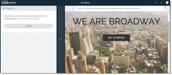 Proyectos codecademy
