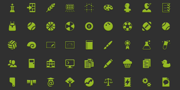 A Huge Collection of 54K  Multi-purpose Android Icons