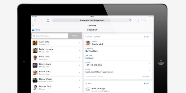 Bootcards: Interfaz De Usuario Bootstrap Basada En Tarjetas