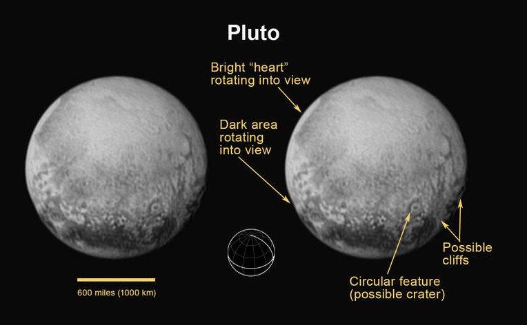 NASA lanza aplicación para que podamos seguir la llegada a Plutón casi en directo