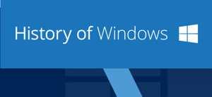historia windows