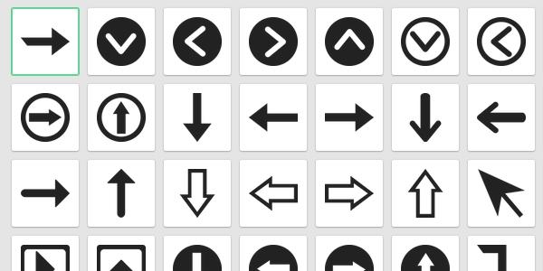 Iconos, fuentes, diseños en PSD… recursos frescos para profesionales web