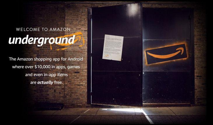 AmazonUnderground