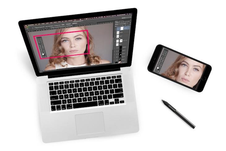 Astropad Mini, app para convertir el iPhone en una tableta digitalizadora para Mac