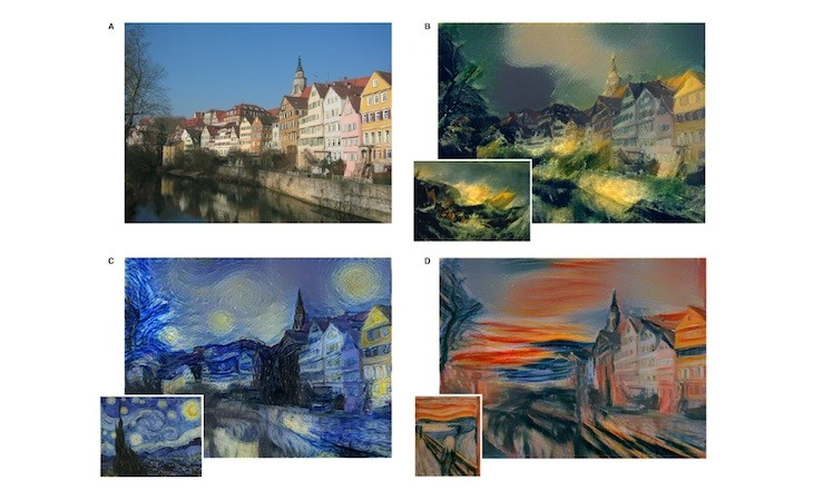 Fuente: A Neural Algorithm of Artistic Style