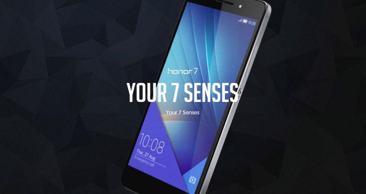 Huawei Honor 7, un terminal con características de gama alta a precio más asumible