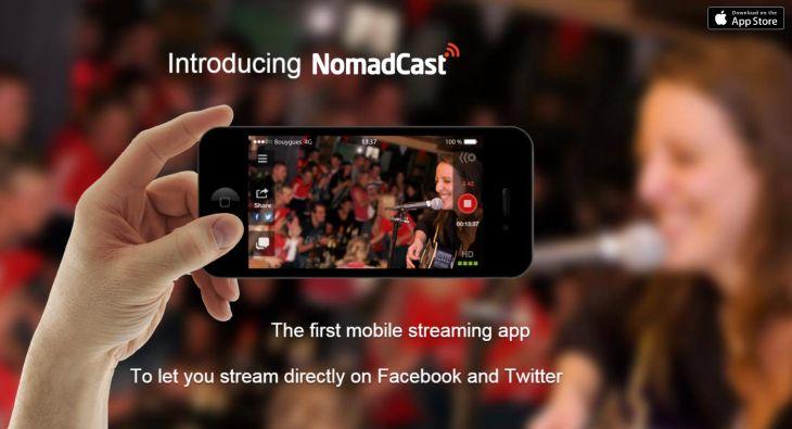 NomadCast