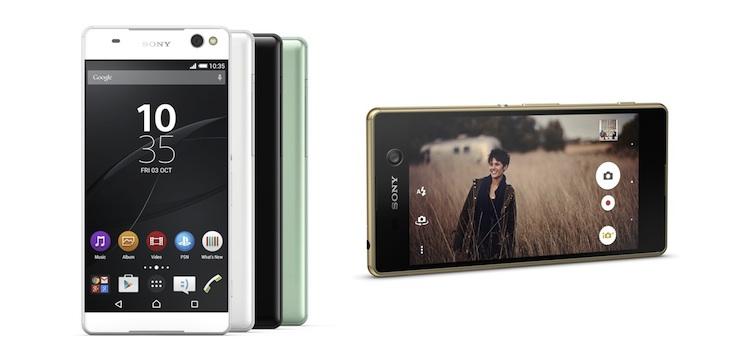 Sony Xperia C5 Ultra y M5
