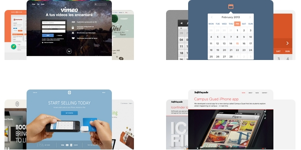Calltoidea: Imagenes De Sitios Web Por Categorias Para Inspiración