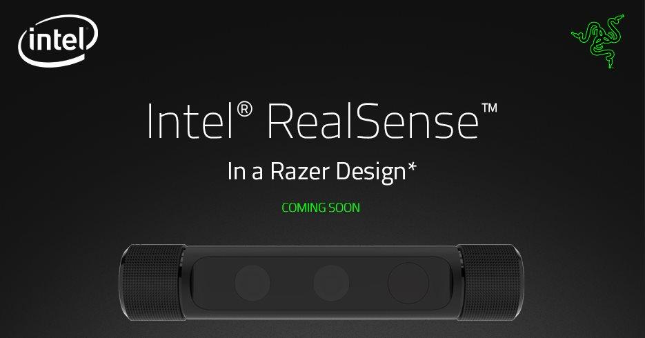Razer trabaja con Intel para crear una cámara 3D para PC, semejante al Kinect