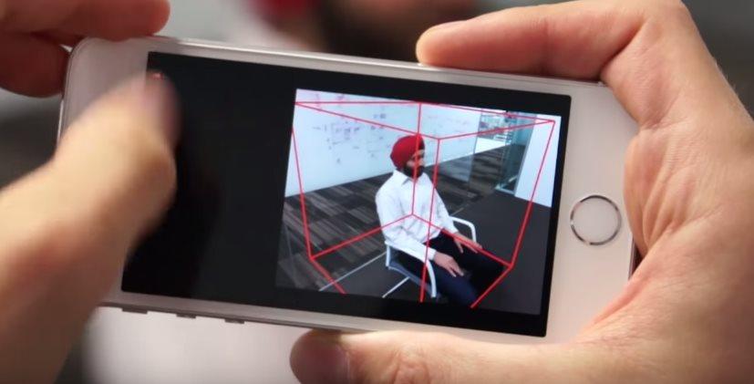 Tecnología de Microsoft permitirá escanear en 3D cualquier cosa desde nuestro actual móvil