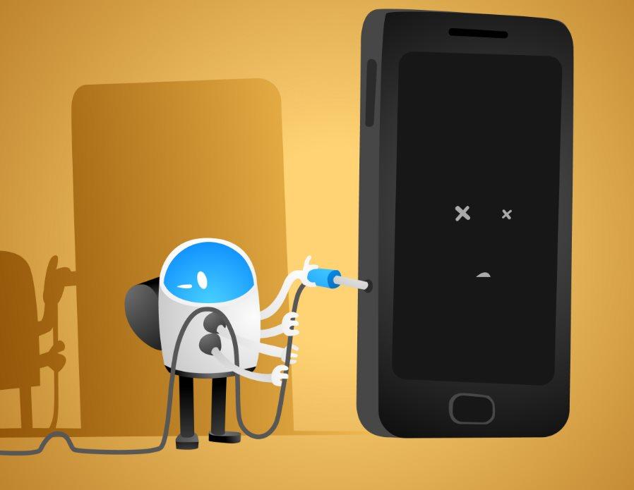 Batería de hidrógeno que mantiene un iPhone durante una semana