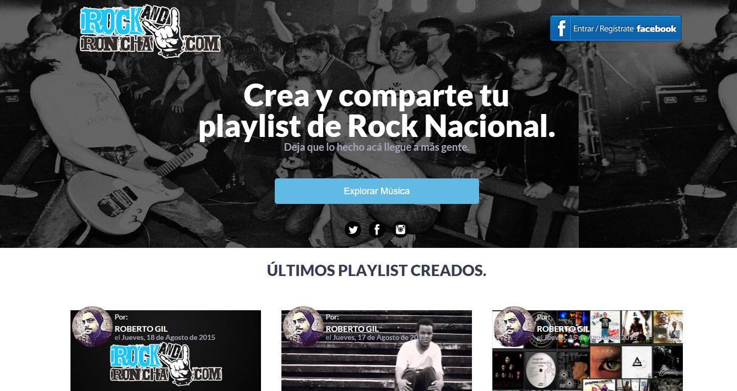rockandroncha, el punto de encuentro entre fans y bandas de Venezuela