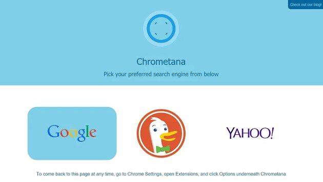 chrometana