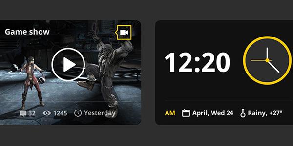 Hero UI: Un Set De Elementos De Interfaz Web Inspirados En Super Héroes