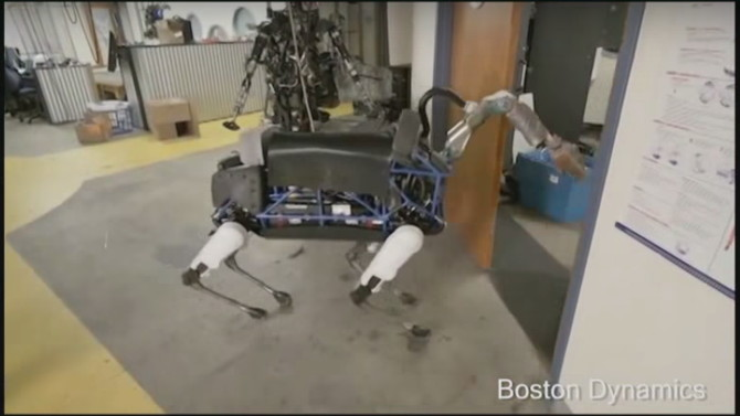 prototipo boston dynamics