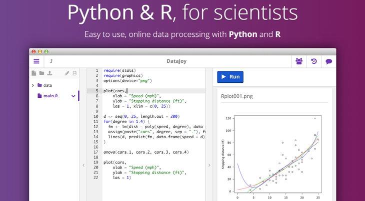 python r online