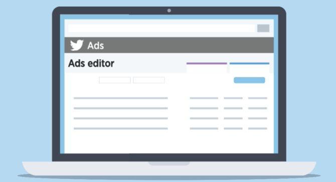 twitter ads editor