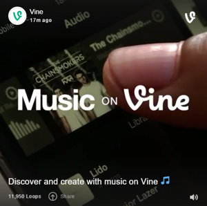 vine music