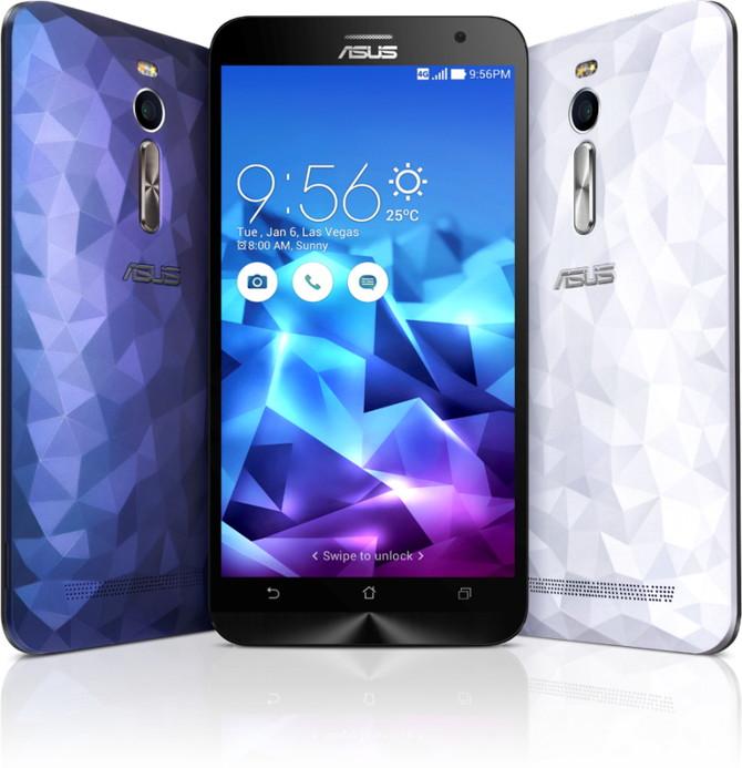 ASUS ZenFone 2 Deluxe Special Edition con 256 GB de memoria y un diseño especial
