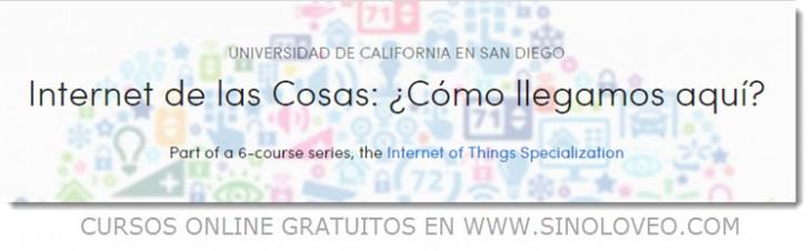 Curso online y gratuito sobre Internet de las Cosas