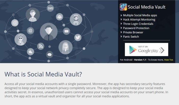 SocialMediaVault