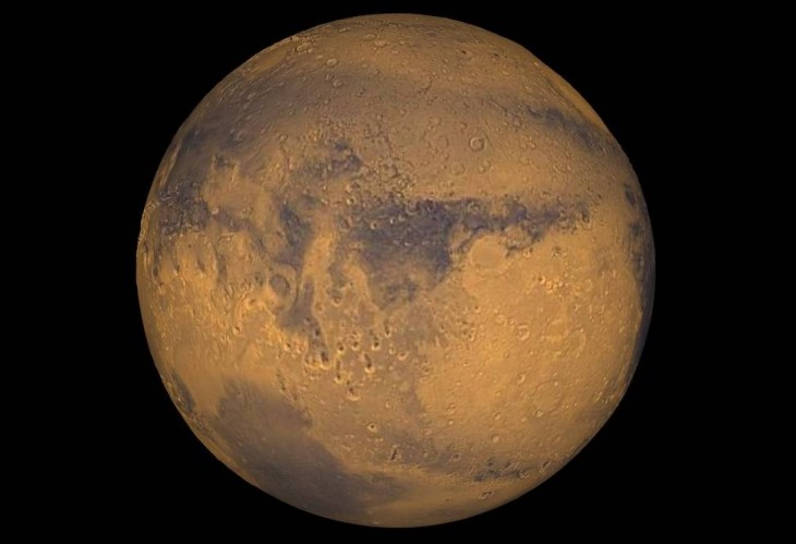 Imagen: NASA/Greg Shirah