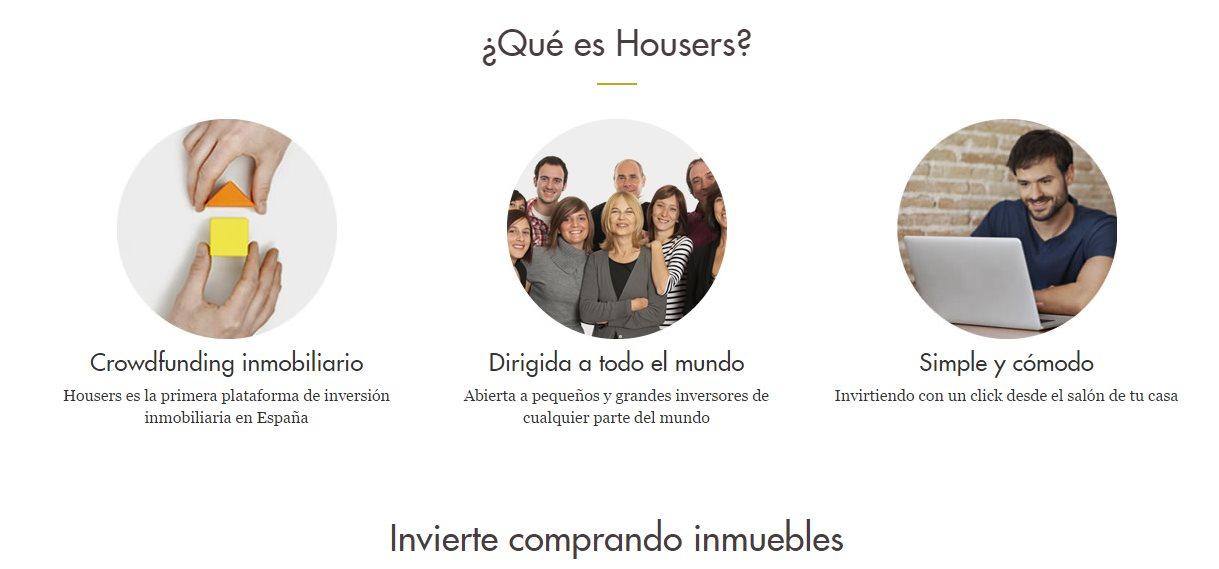 Housers, para invertir con otras personas en la compra de un inmueble