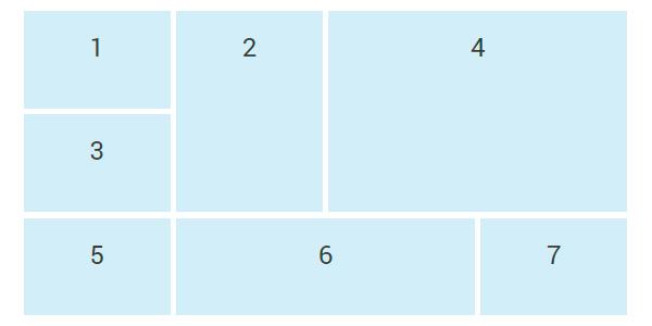 Layout Grid: Una Librería De Grilla Estática Y Responsiva Con Solo CSS
