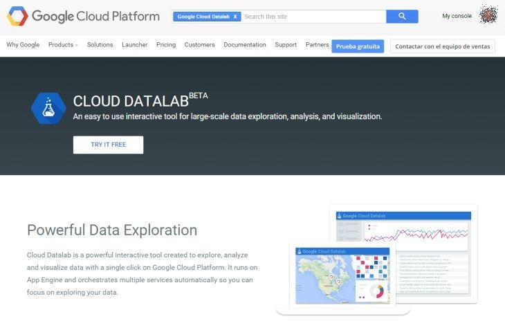 CloudDatalab