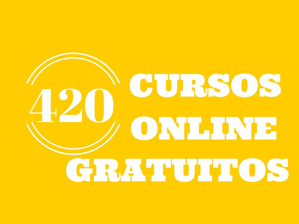 420 cursos universitarios, online y gratuitos que inician en noviembre