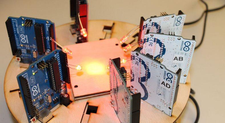 LiFi, para transmitir datos usando LED