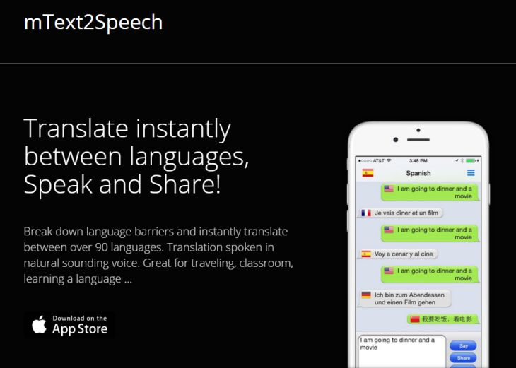 mText2Speech