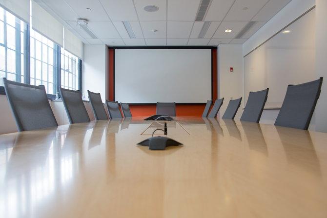 sala de conferencias- Hubspot