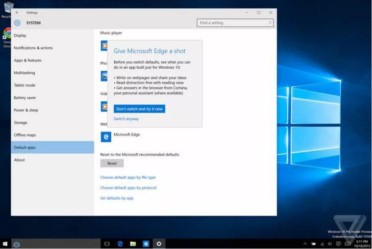 windows navegador