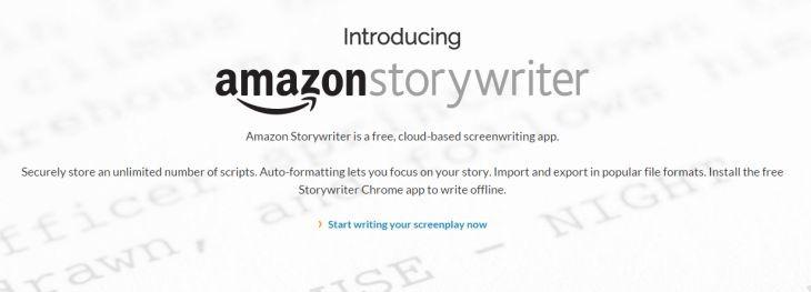 AmazonStorywriter