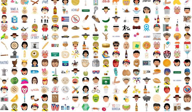 Latino-Emojis