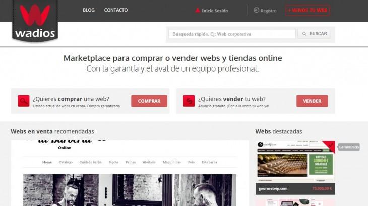 Web de Wadios