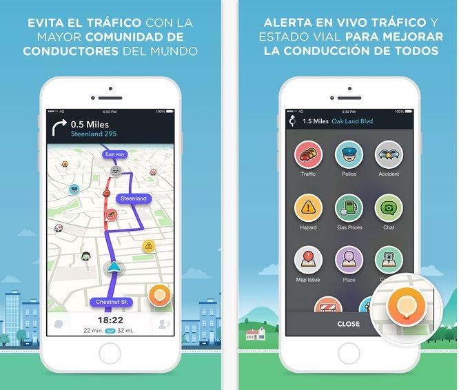 Waze iOS
