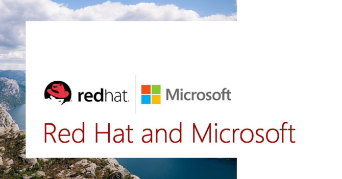 red hat y microsoft