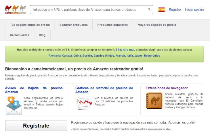 3 servicios para rastrear las variaciones de precios de los artículos en venta
