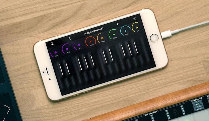Noise 5D, app para crear música profesional aprovechando las ventajas de 3D Touch