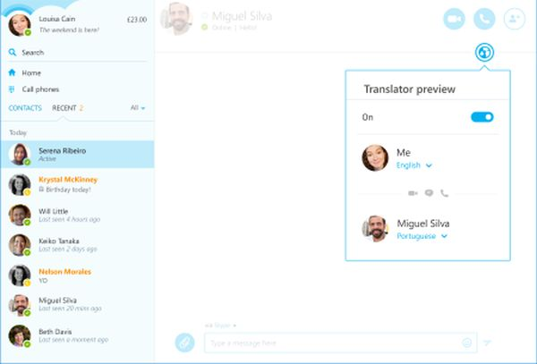 SkypeTranslator