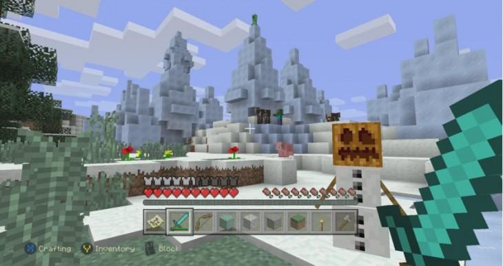 Novedades en Minecraft