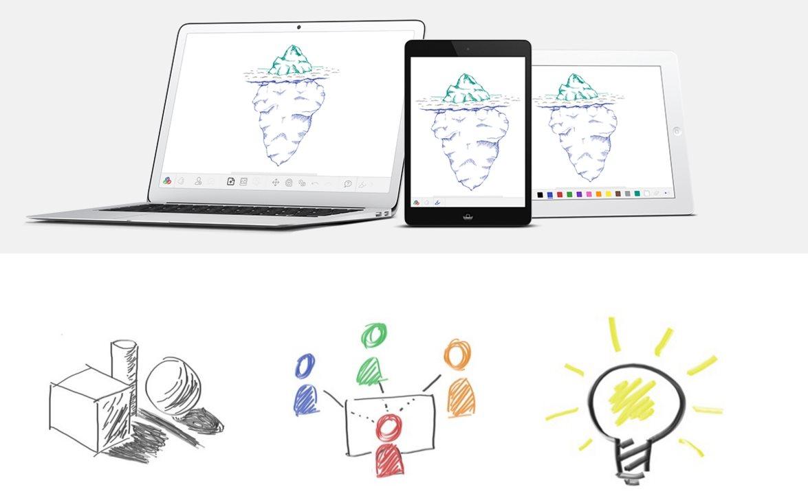 Limnu, para dibujar diagramas, integrado con Slack
