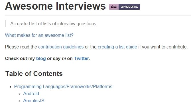 Coleccion De Entrevistas Acerca De Programacion