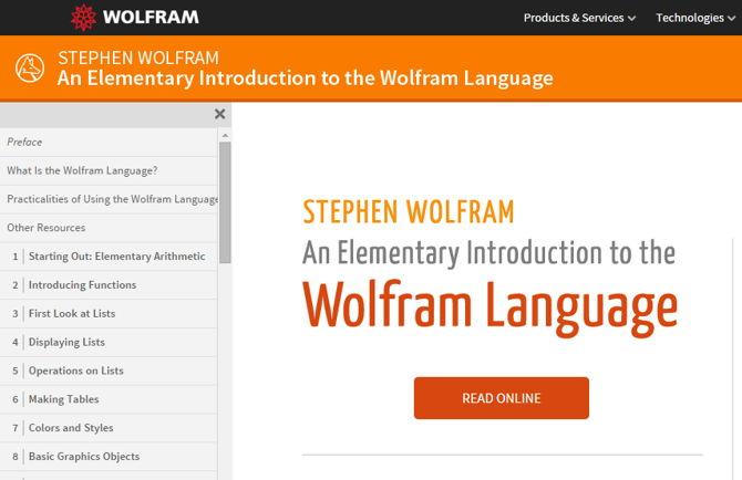 curso online wolfram language